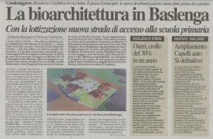 Casalmaggiore BASLENGA - La Provincia quotidiano cremonese del 07.11.10