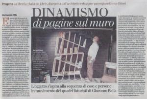 Gazzetta di Parma 30.07.14