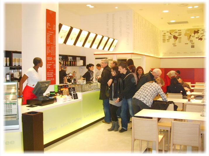 Lino's Coffee Lione - Enrico Ottoni