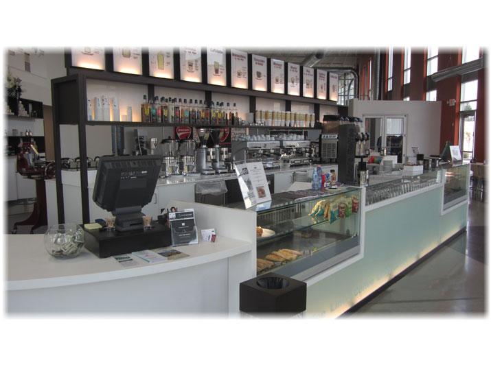Lino's Coffee Indianapolis - Enrico Ottoni