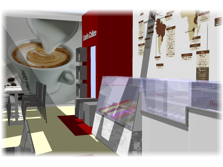 Lino's Coffee Rabat - Enrico Ottoni